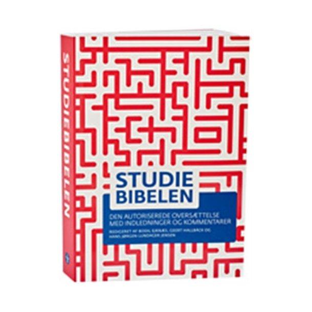 Studiebibelen - red. af B. Ejrnæs, G. Hallbäck og H.J. Lundager Jensen