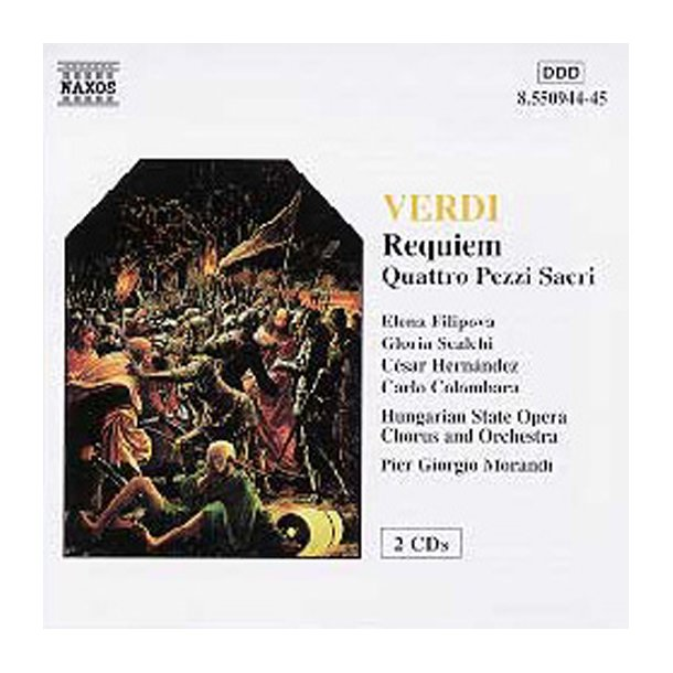 Verdi: Requiem (2 CD)