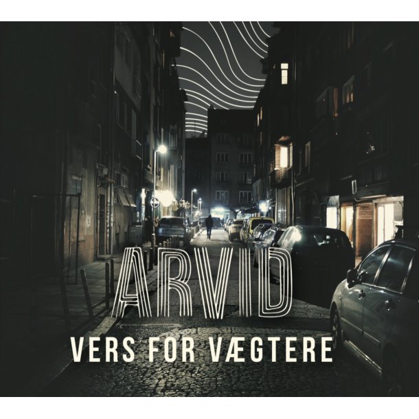 Vers for vægtere (CD) - ARVID
