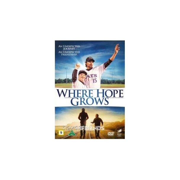 Where Hope Grows (DVD) - dansk tekst