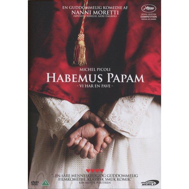 Habemus Papam (DVD) - dansk tekst