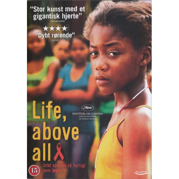 Life, above all (DVD) - dansk tekst