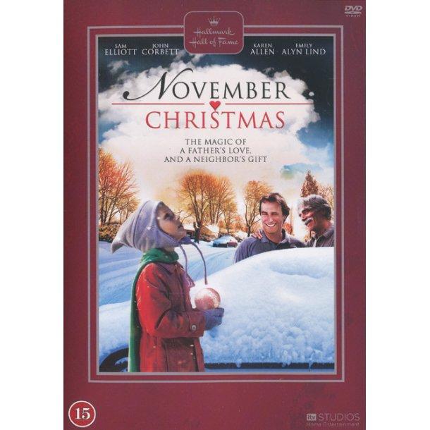 November Christmas (DVD) - dansk tekst
