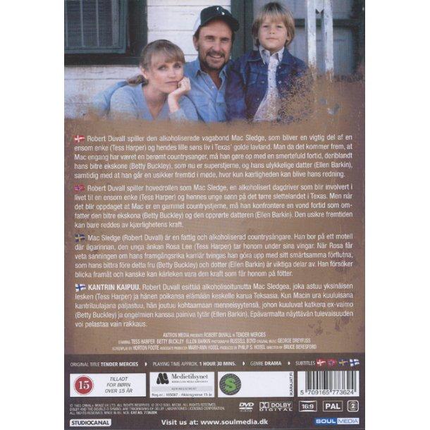 Tender Mercies (DVD) - dansk tekst